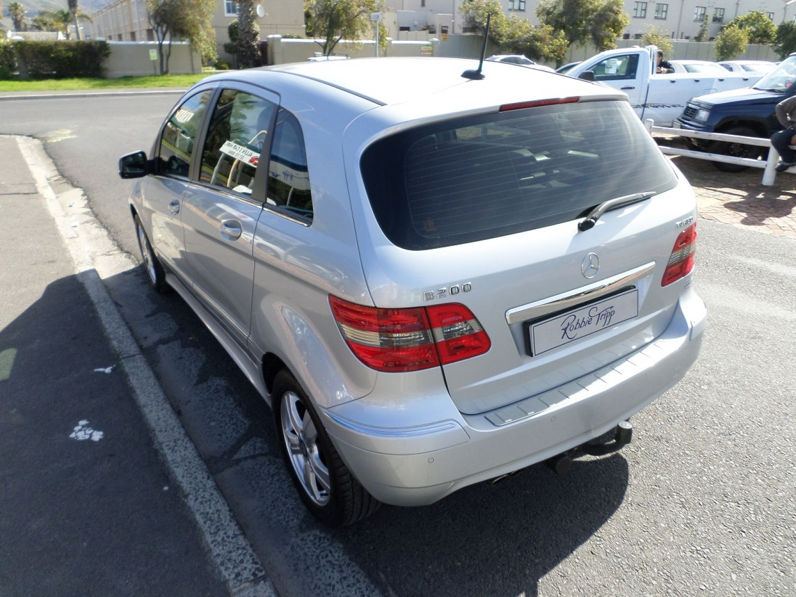 Used 2010 MERCEDES-BENZ B200 TURBO A/T