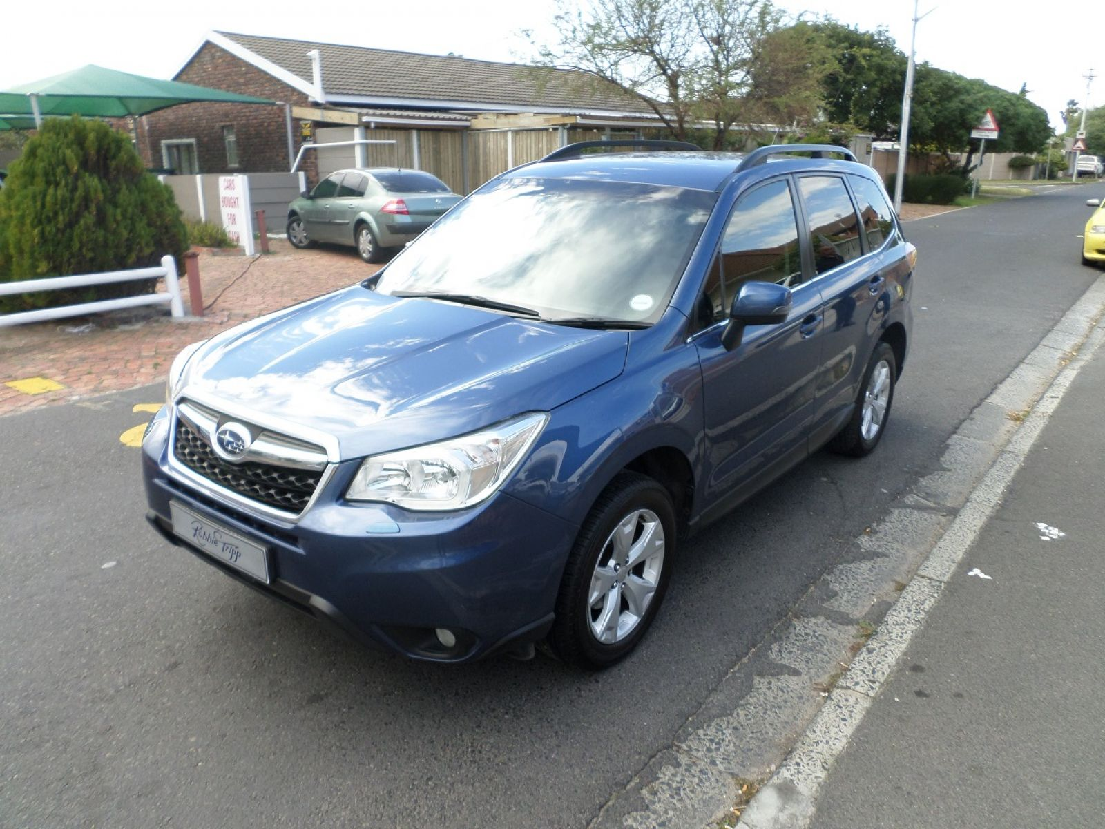 2013 SUBARU FORESTER FORESTER 2.5 XS LINEARTRONIC