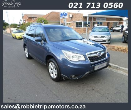 FORESTER 2.5 XS LINEARTRONIC