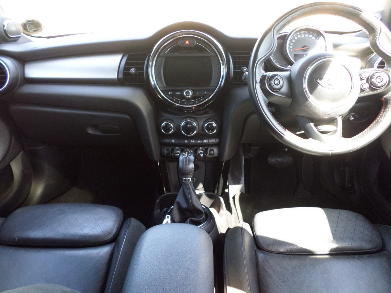 2015 MINI HATCH 5-DOOR COOPER S 5DR A/T (XS72)