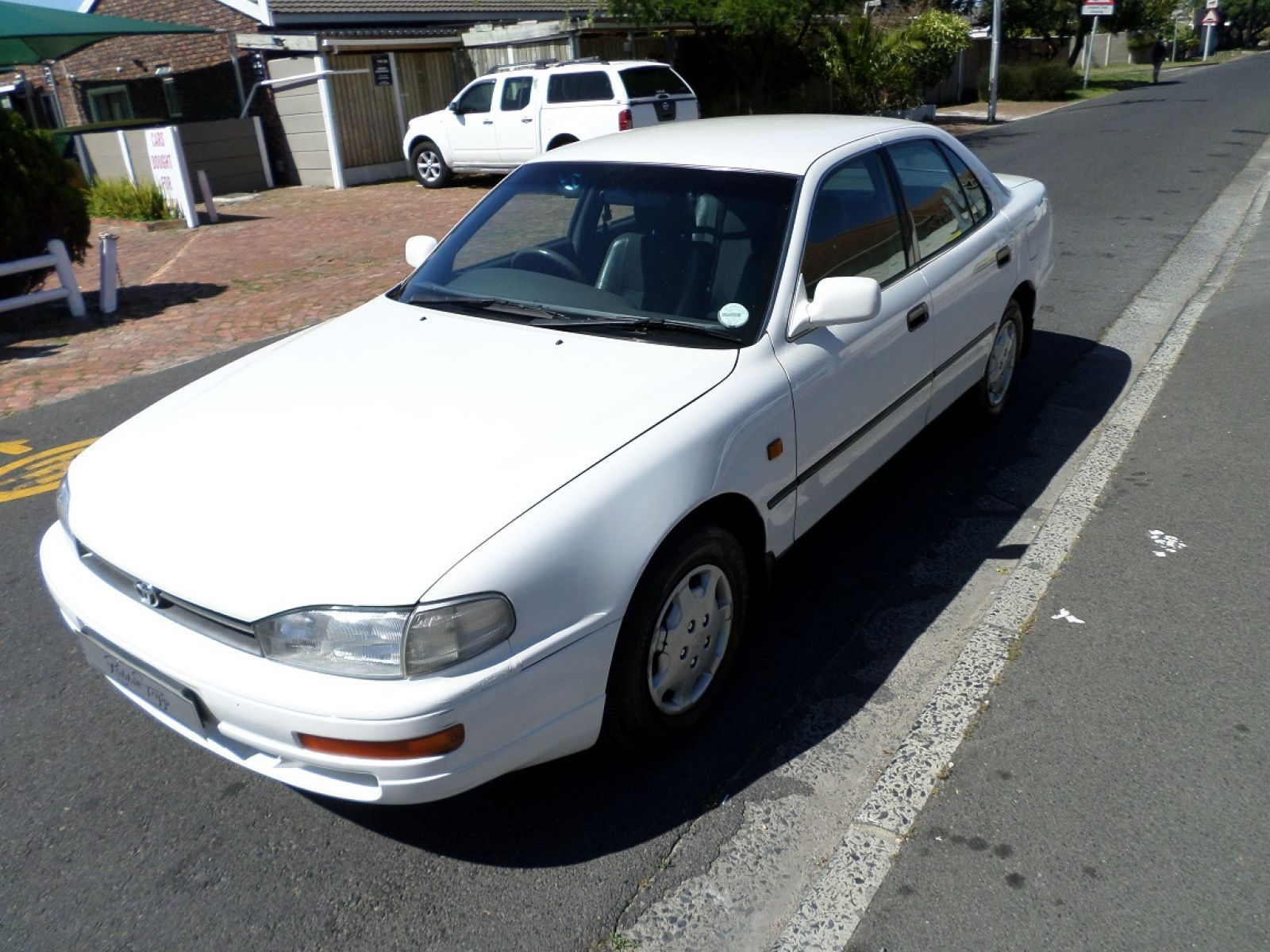 1996 TOYOTA CAMRY CAMRY 200 Si