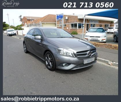 A220 CDI BE A/T