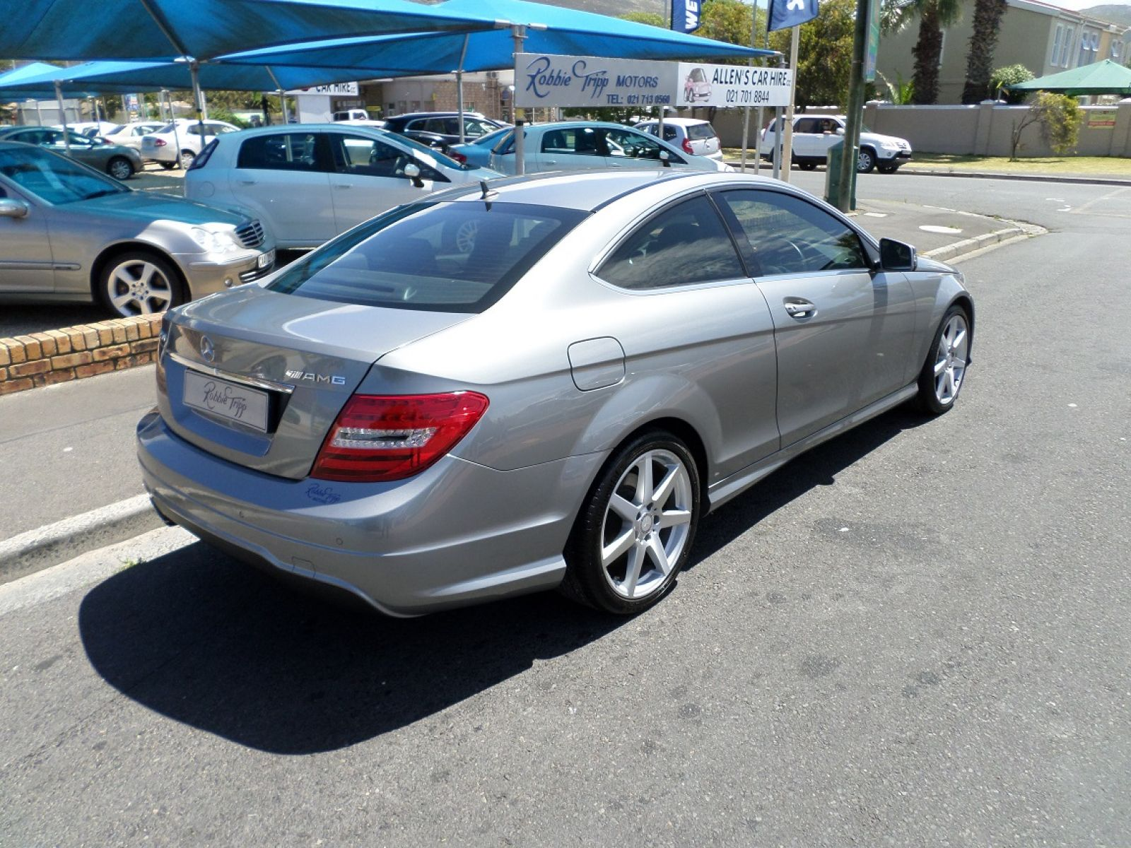 2014 MERCEDES-BENZ C-CLASS COUPE C250 BE COUPE A/T