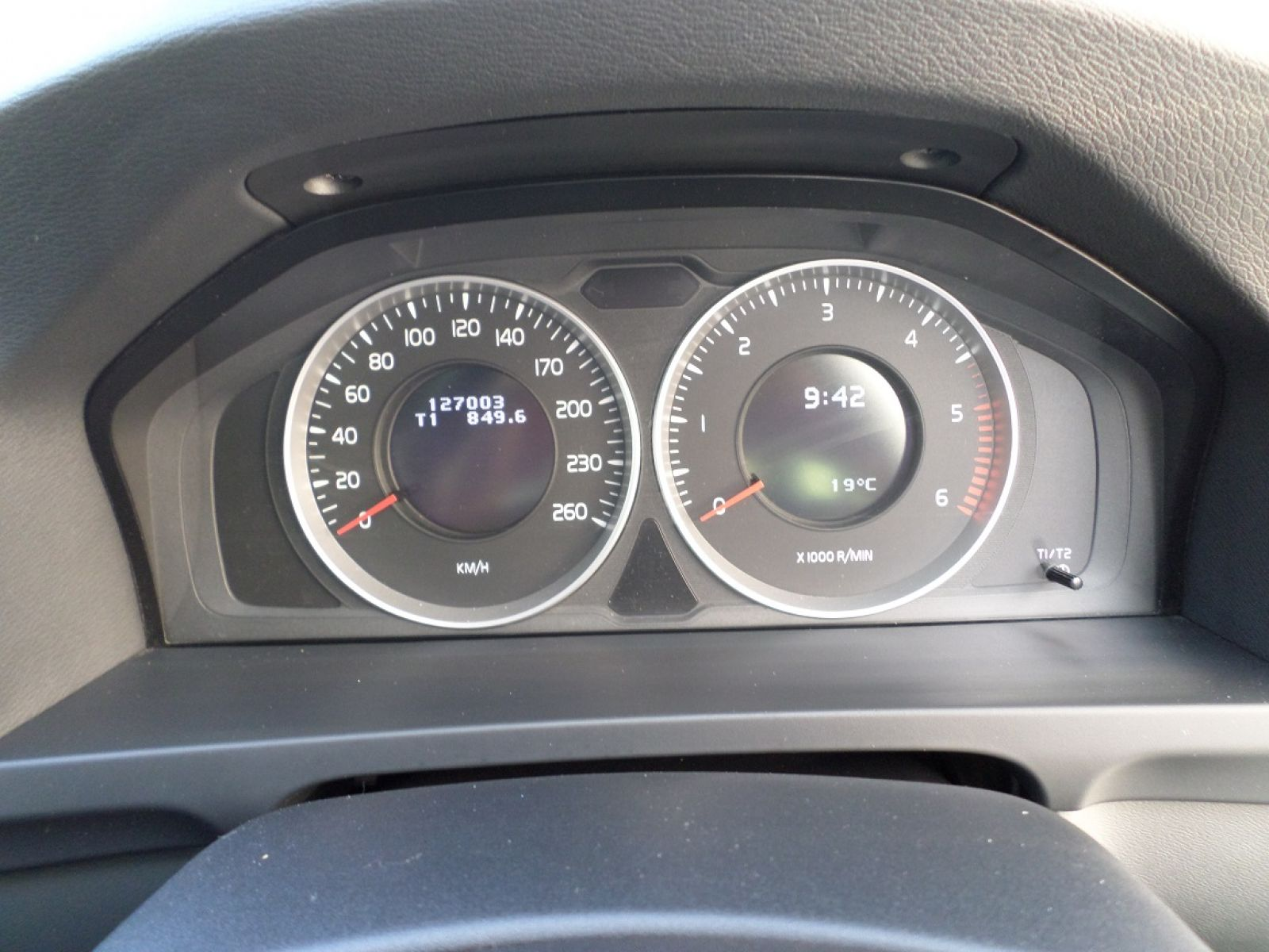 2011 VOLVO S60 S60 D3 EXCEL GEARTRONIC
